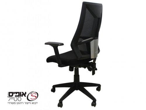 כסא משרדי למחשב דגם יובל גב רשת