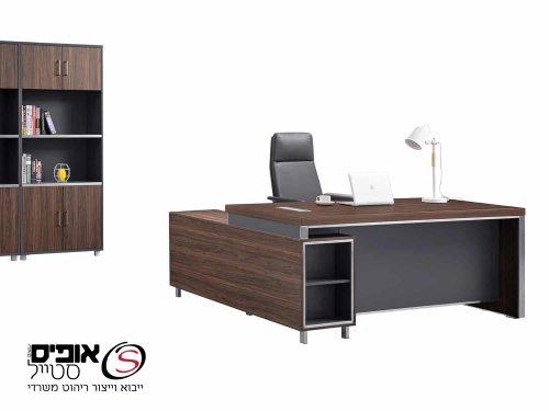 שולחן מנהל מפואר דגם מדריד